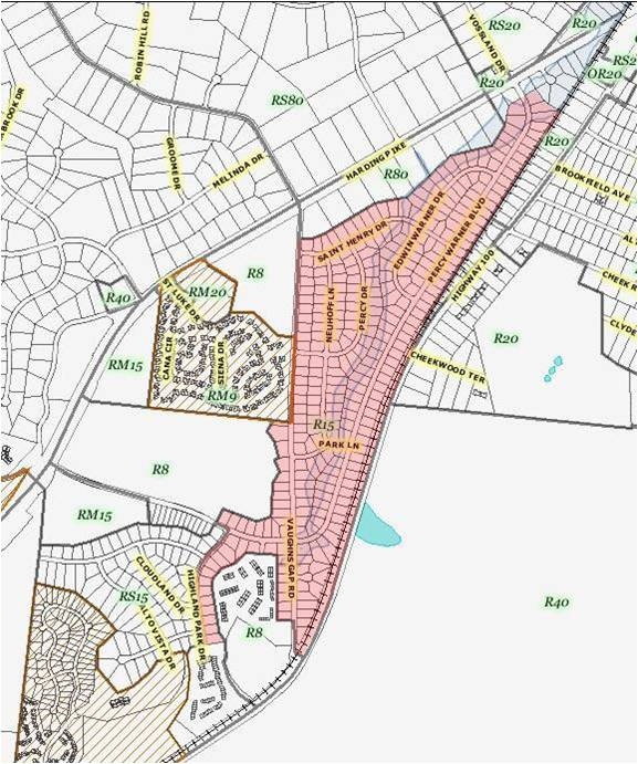 WPCA downzoning map